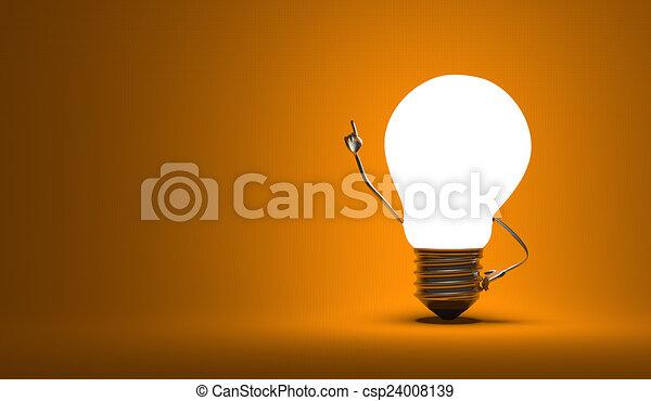 Idea Concept Aha Moment Stock Vektor Art und mehr Bilder von Big Idea -  iStock