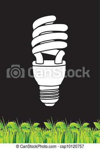 Light bulb - csp10120757