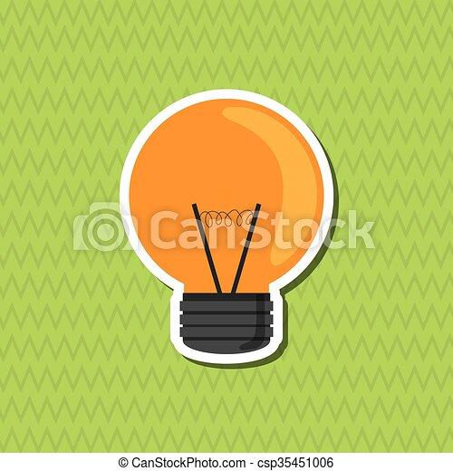 Light bulb design - csp35451006