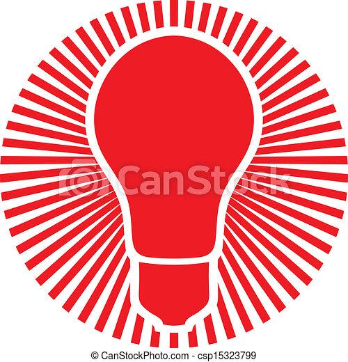 light bulb - csp15323799