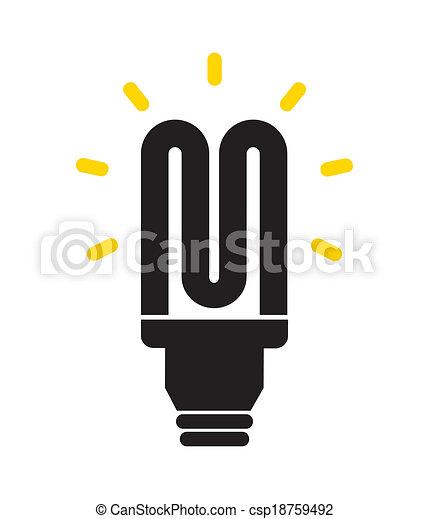 Light Bulb - csp18759492