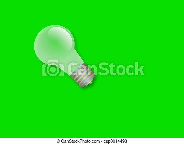 Light Bulb - csp0014493