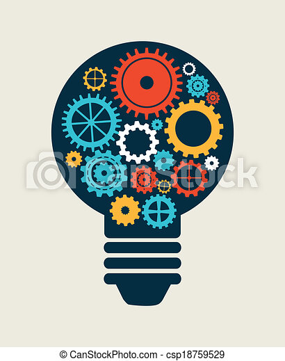 Light Bulb - csp18759529