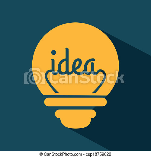 Light Bulb - csp18759622