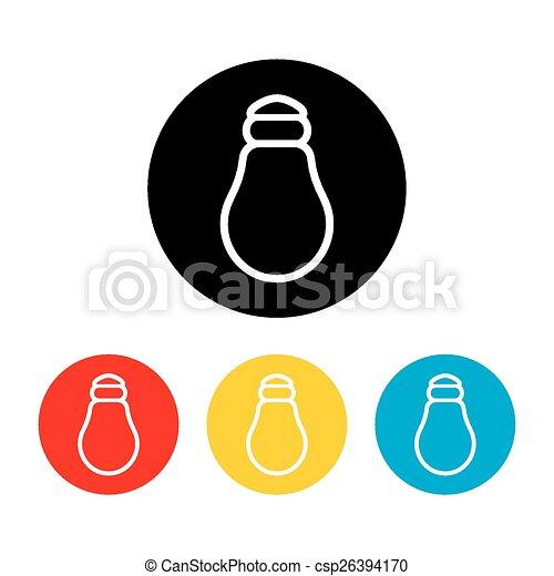 Light bulb - csp26394170