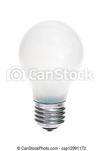 Light bulb - csp12991172