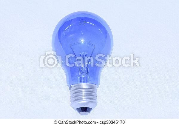 Light bulb - csp30345170