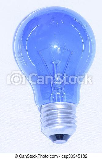 Light bulb - csp30345182