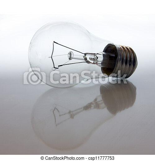 light bulb - csp11777753