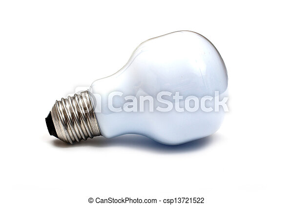 Light bulb - csp13721522
