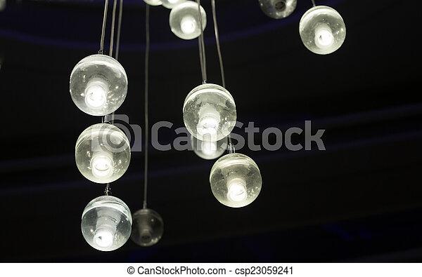 light bulb - csp23059241
