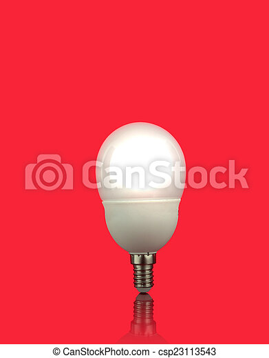 Light Bulb - csp23113543