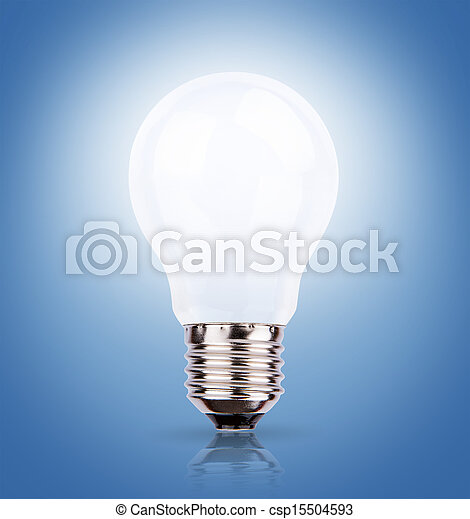 Light Bulb - csp15504593