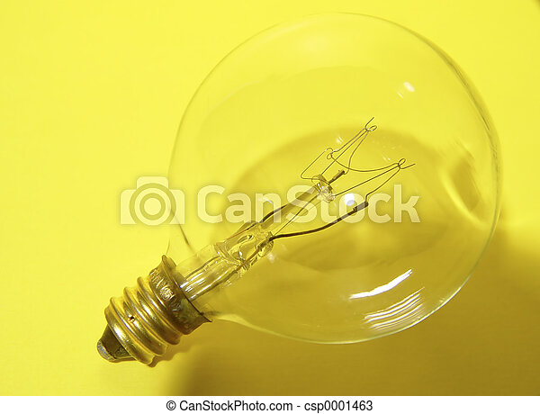 Light Bulb - csp0001463