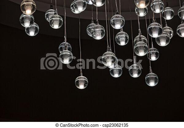 light bulb - csp23062135