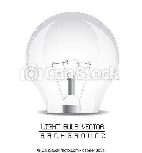 light bulb - csp9443051
