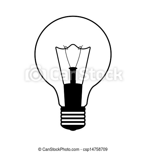 light bulb - csp14758709