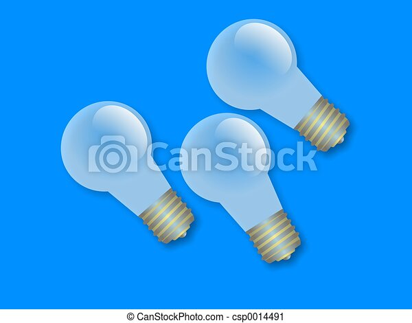 Light Bulbs - csp0014491