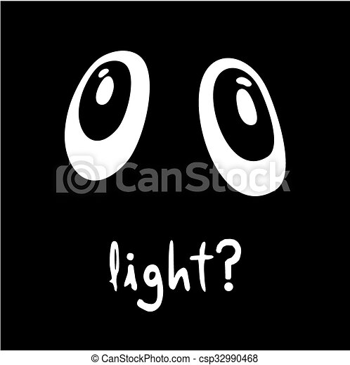 Light? - csp32990468