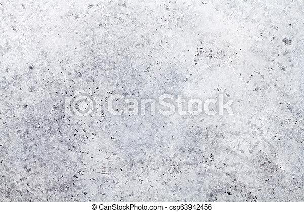 Light gray stone texture - csp63942456