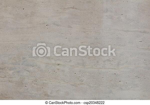 Light Grey Stone Texture - csp20348222