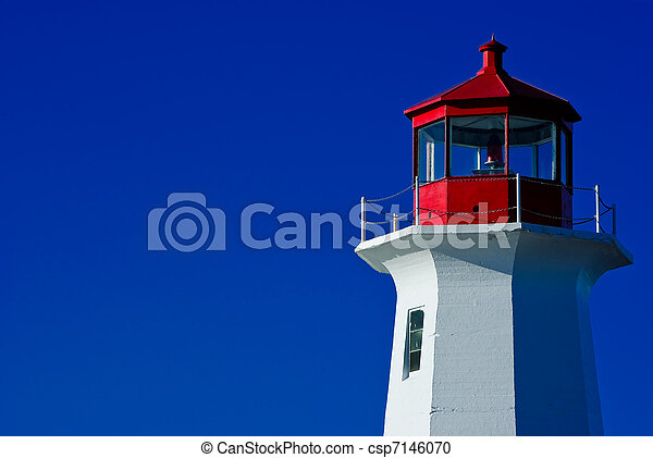 Light House - csp7146070