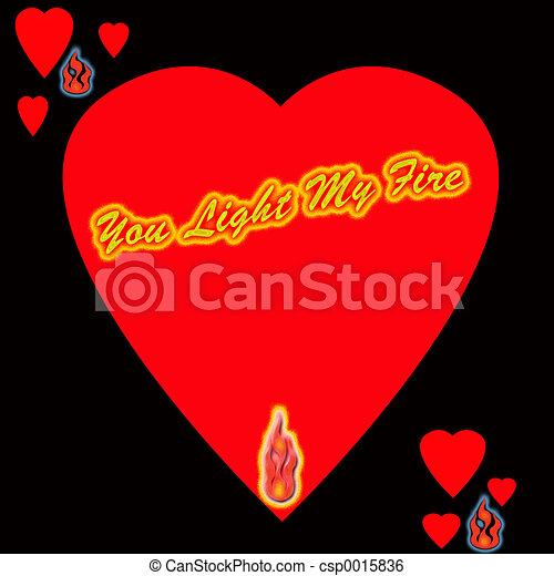 Light My Fire - csp0015836