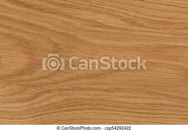 Light oak wood background. - csp54292422