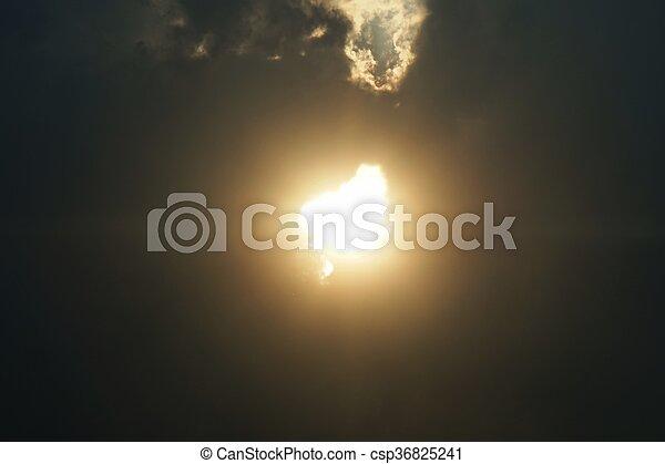 light of the sun - csp36825241