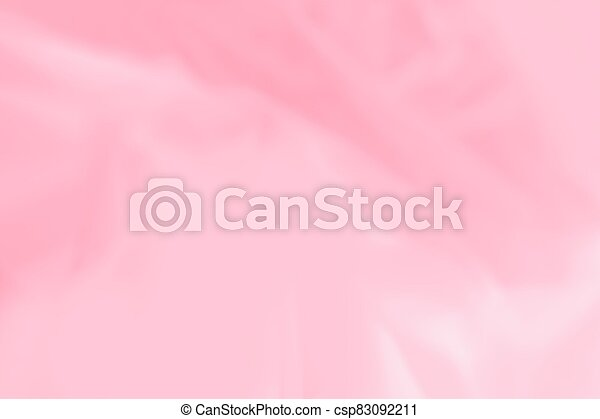 Light pink watercolor abstract background with blurred lines, pastel wallpaper - csp83092211