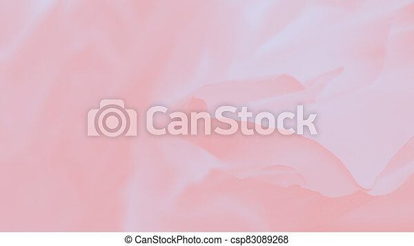 Light pink watercolor abstract background with blurred lines, pastel wallpaper - csp83089268