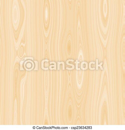 Light vector wooden background  - csp23634283
