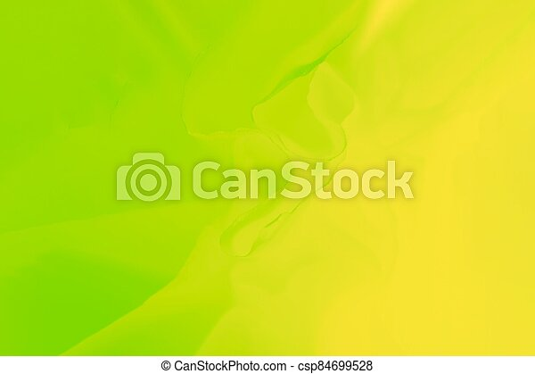 Light yellow green abstract background with blurred lines - csp84699528