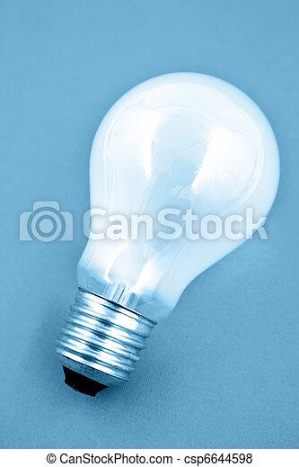 lightbulb - csp6644598