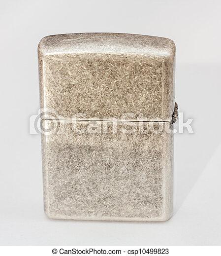 Lighter on white background. - csp10499823