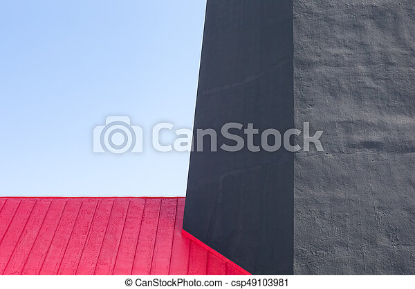 Lighthouse Abstract - csp49103981