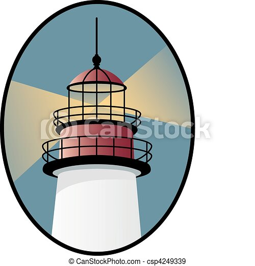 Lighthouse Icon - csp4249339