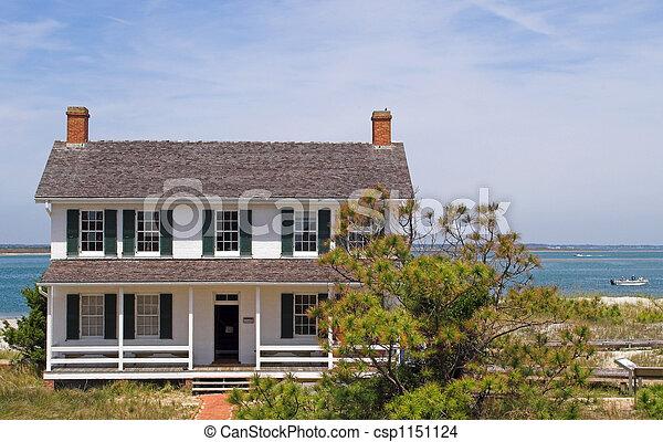 Lighthouse Keeper\\\u0027s Hous   Csp1151124
