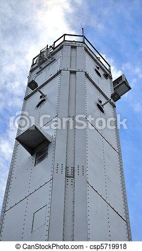 Lighthouse on Lake Erie - csp5719918