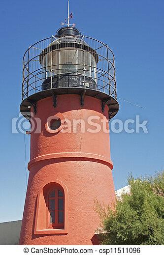 Lighthouse, Peninsula Valdez - csp11511096