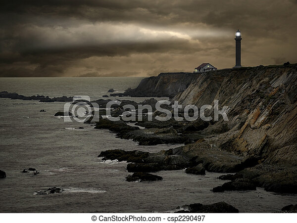 lighthouse - csp2290497