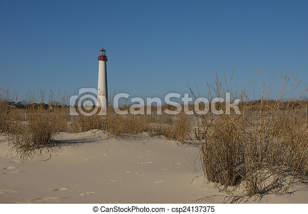 Lighthouse - csp24137375