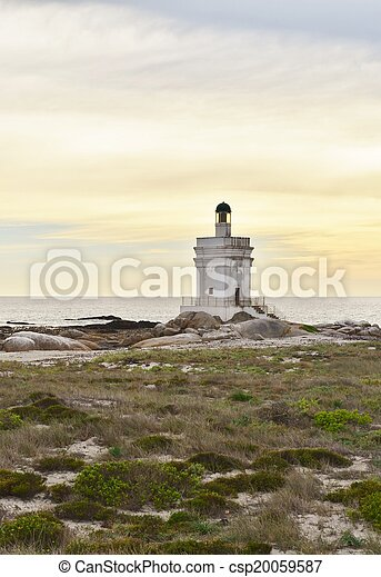 Lighthouse - csp20059587