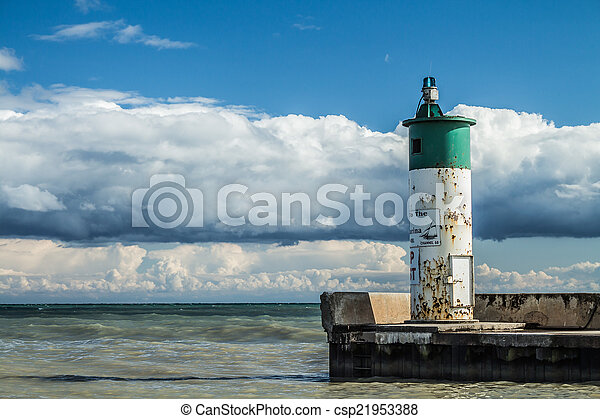 Lighthouse - csp21953388