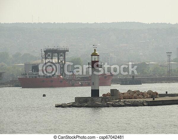 Lighthouse - csp67042481