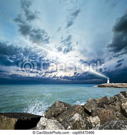 Lighthouse - csp65470466