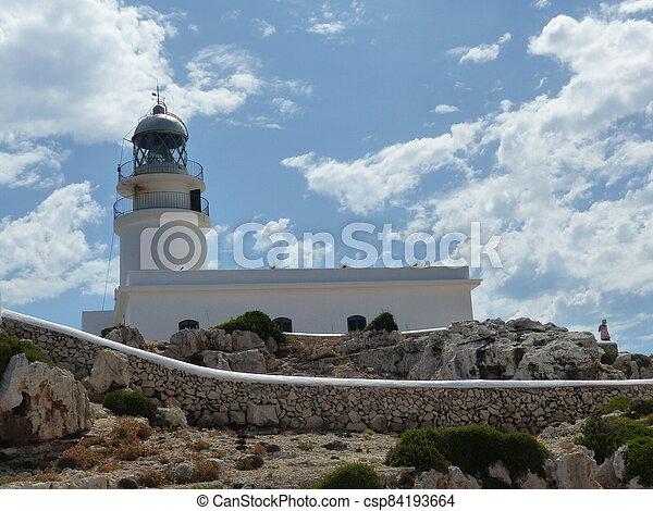 Lighthouse - csp84193664