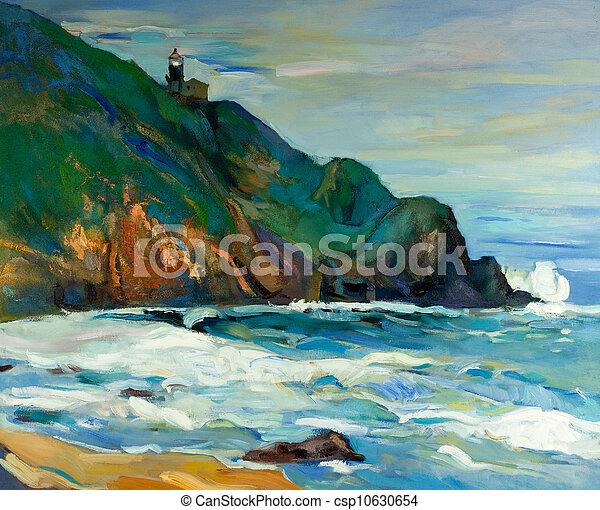 Lighthouse - csp10630654