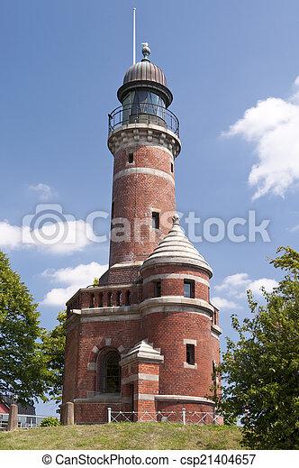 Lighthouse - csp21404657