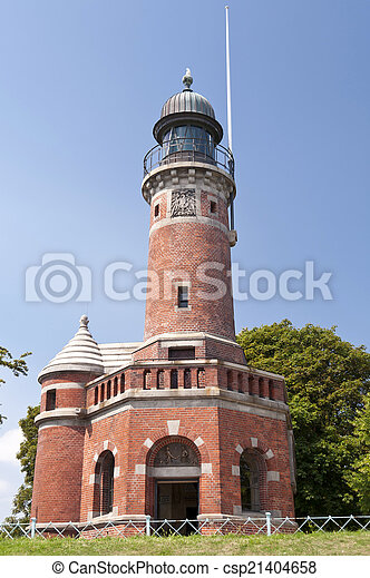 Lighthouse - csp21404658